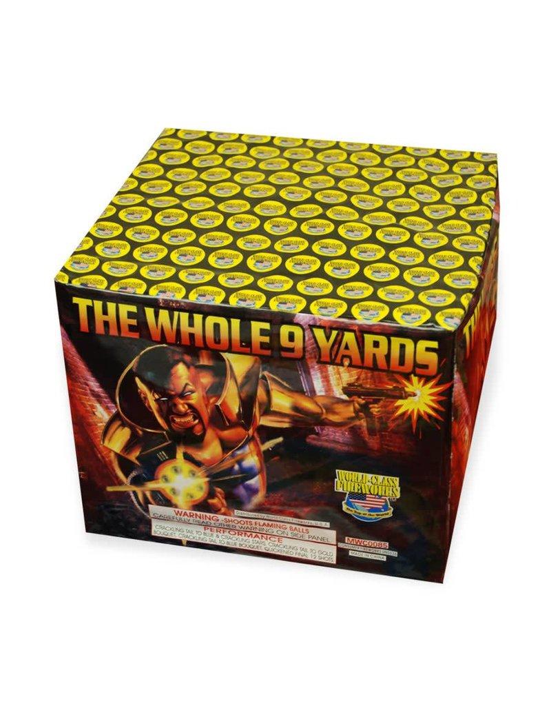 World Class The Whole Nine Yards - Case 4/1