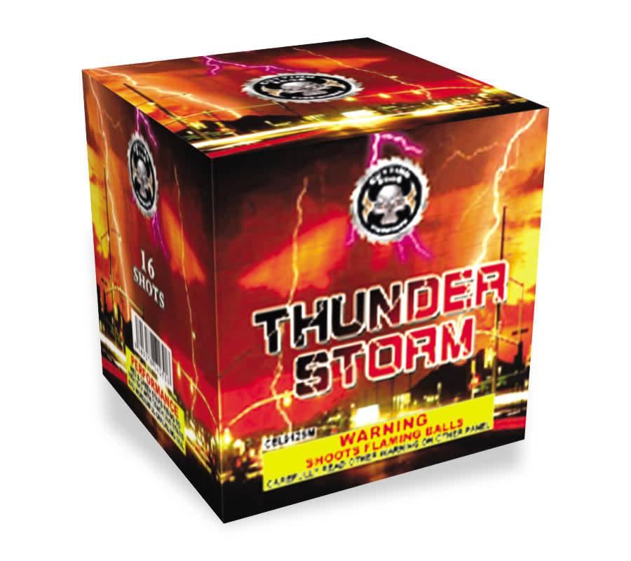 Cutting Edge Thunder Storm, CE