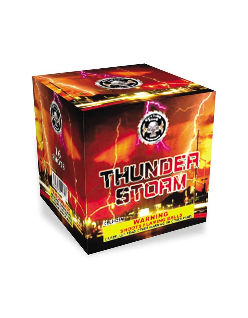 Cutting Edge Thunder Storm, CE - Case 36/1