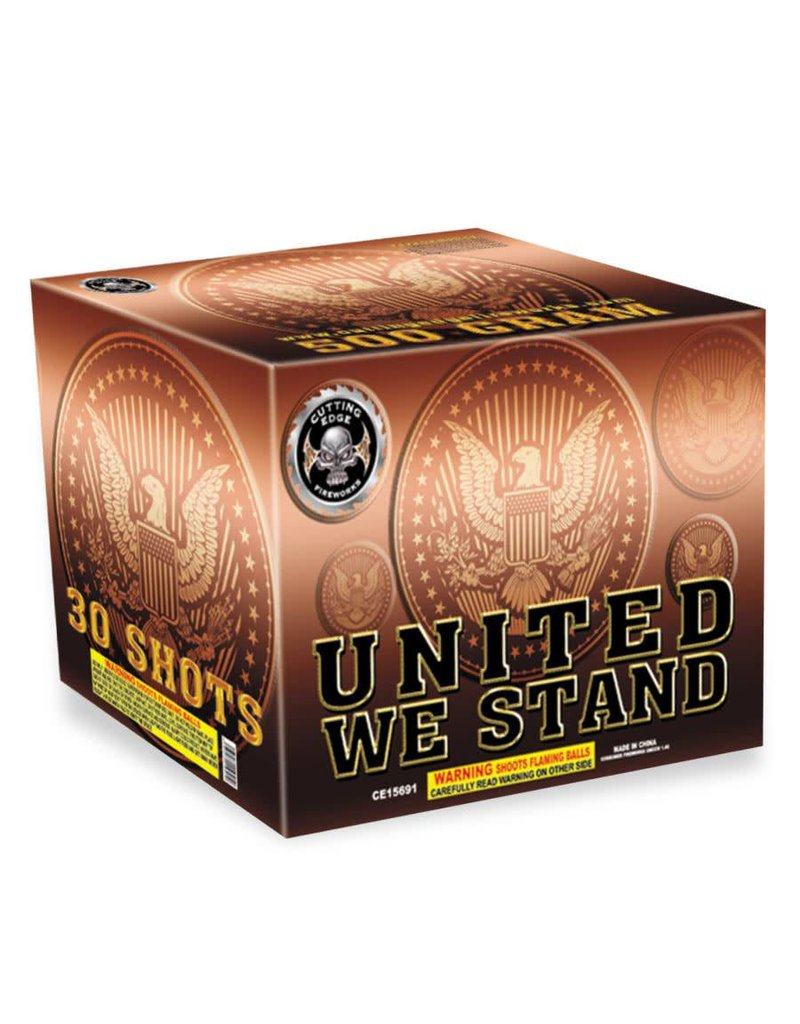 Cutting Edge United We Stand - Case 4/1