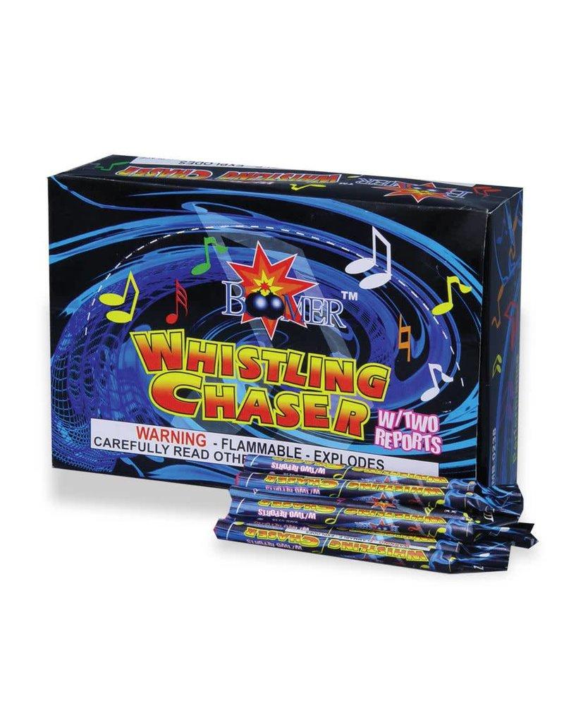 Boomer Whistling Chaser w/ Report, BM - Case 100/8