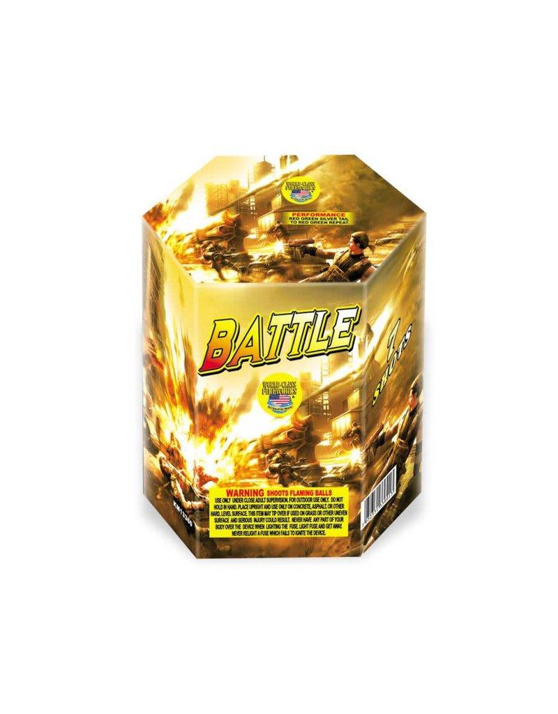 World Class Battle - Case 48/1