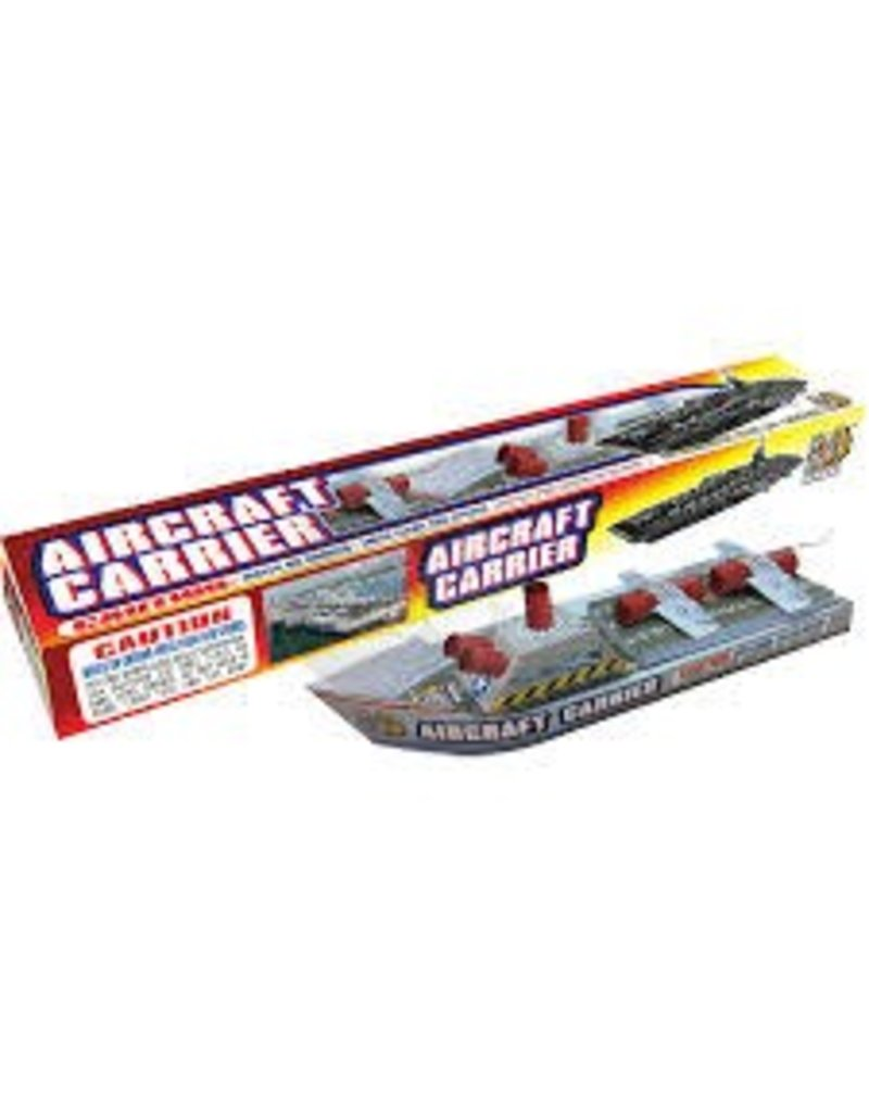 Mighty Max Aircraft Carrier - Case 36/1