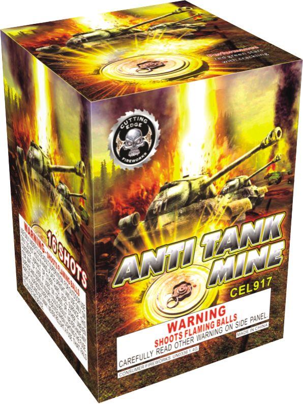 Cutting Edge Anti Tank Mine - Case 30/1