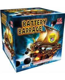 Battery Barrage