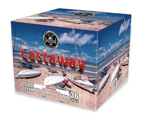 Cutting Edge Castaway - Case 4/1