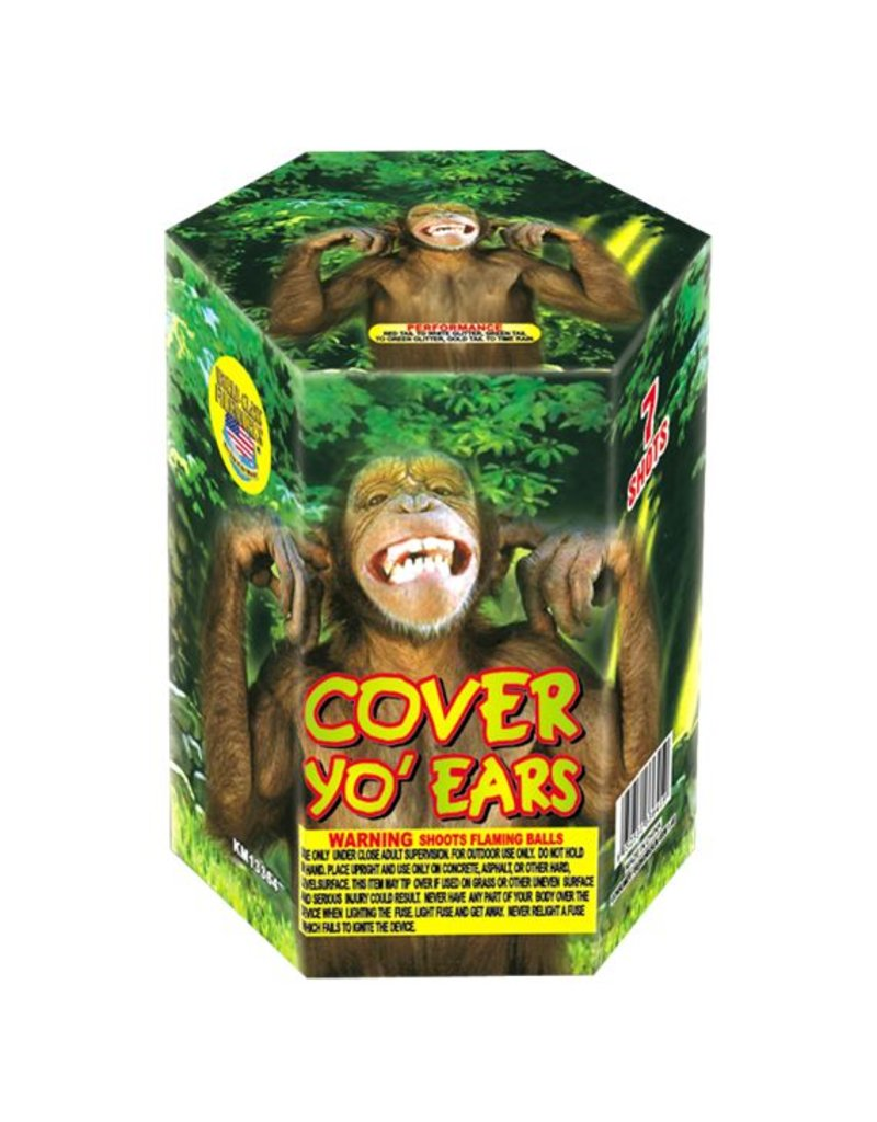 World Class Cover Yo Ears - Case 48/1