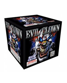 Evil Clown, 500g, WC