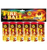 World Class Fire Ball - Pack 6/1