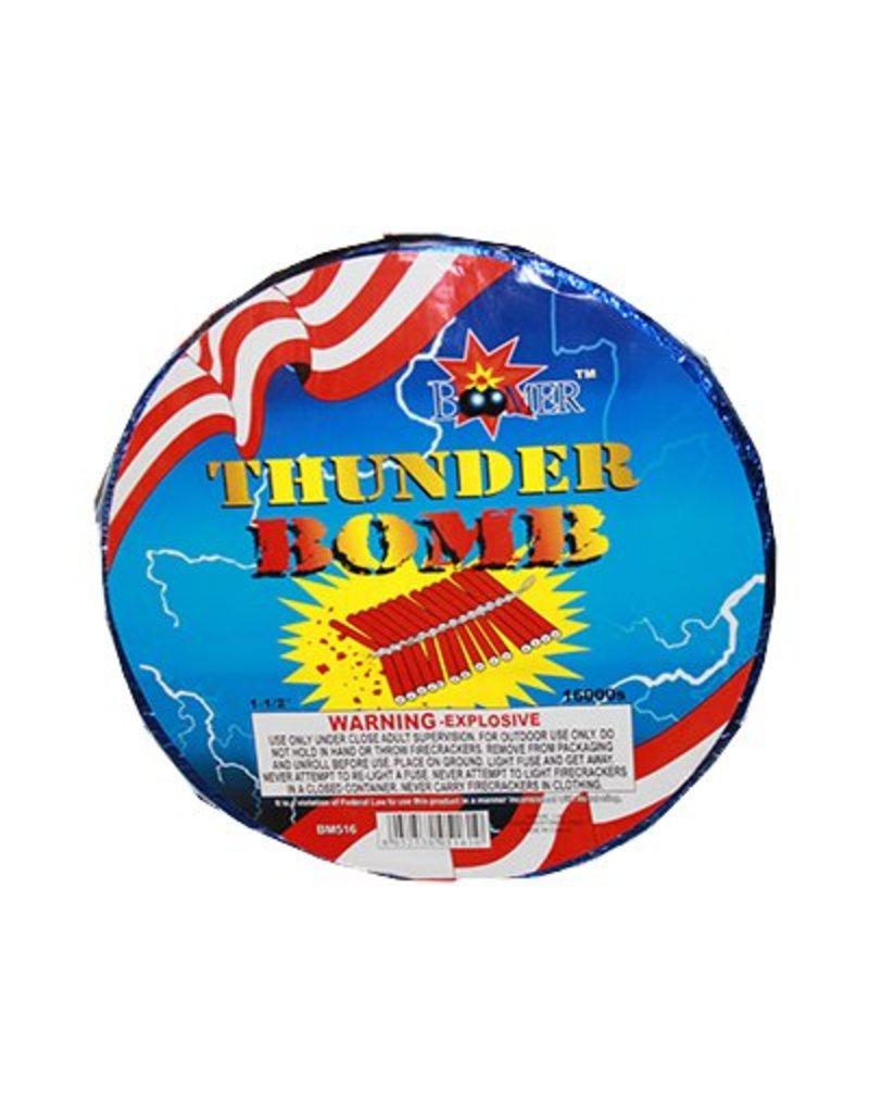 Boomer Firecracker 16000s, BM - Case 1/16000