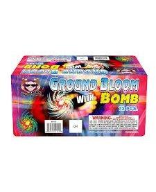Ground Bloom Flower w/ Bomb - Case 20/12/6