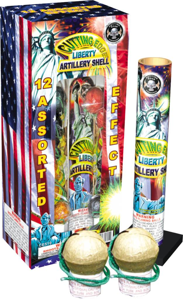 Cutting Edge Liberty Artillery - Case 12/12