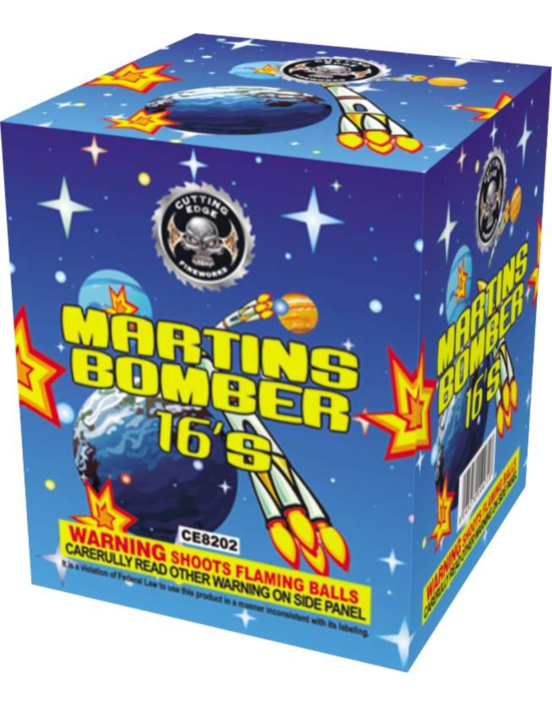 Cutting Edge Martin Bomber, CE