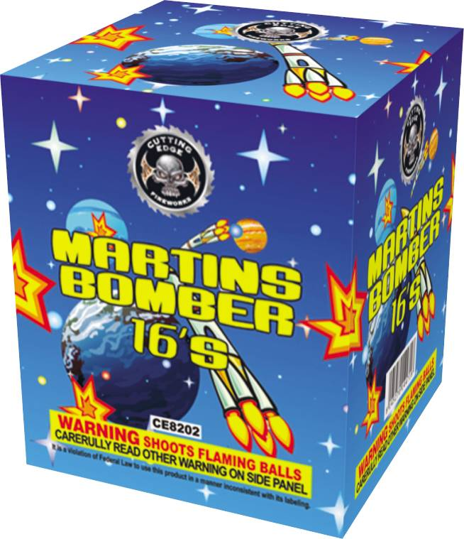 Cutting Edge Martin Bomber, CE