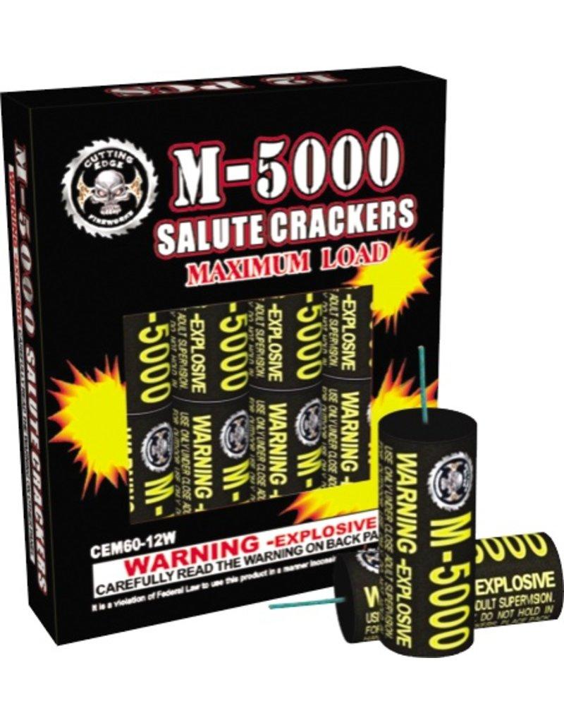 Cutting Edge Maxpop M-5000 Firecracker, CE - Case 120/12