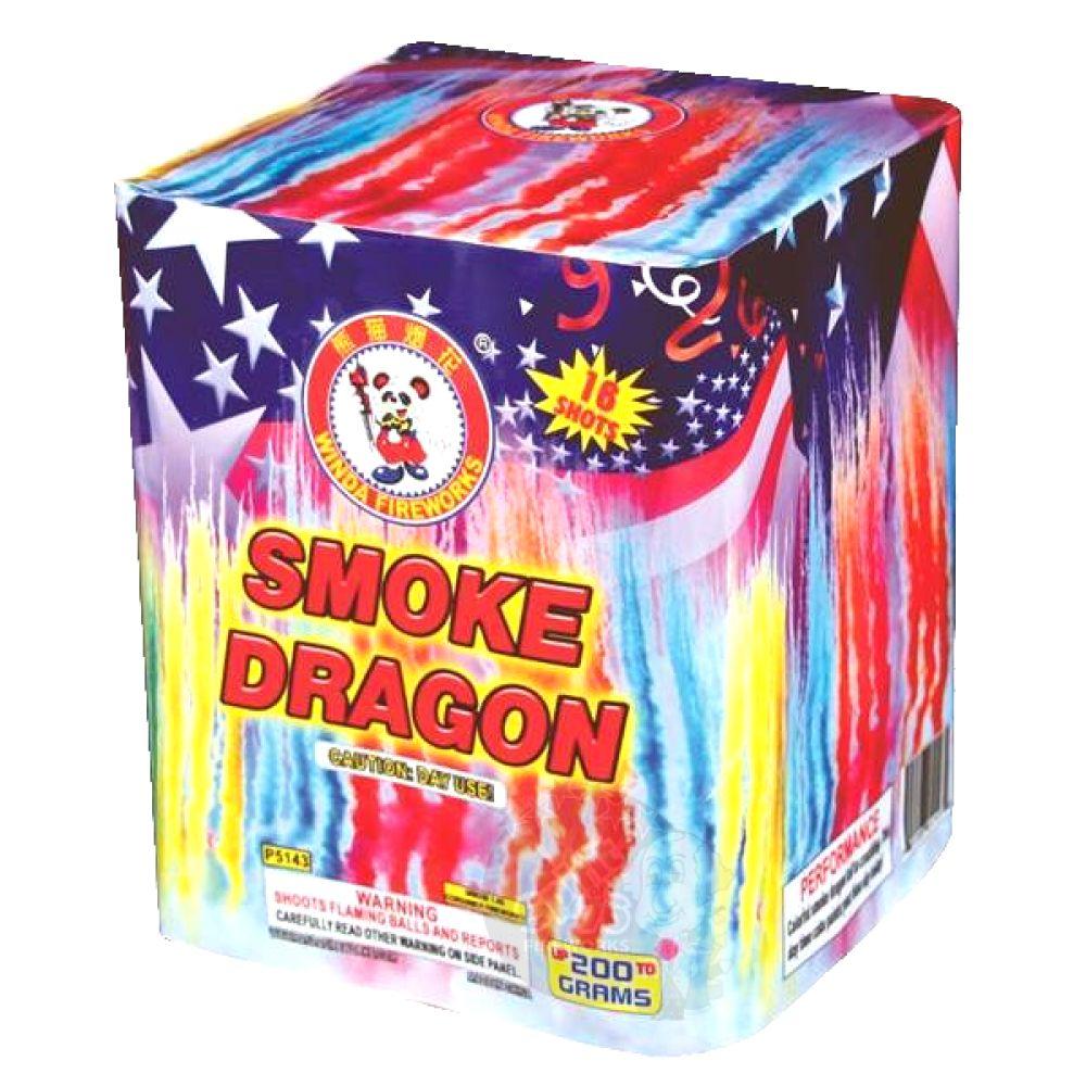 Winda Smoke Dragon