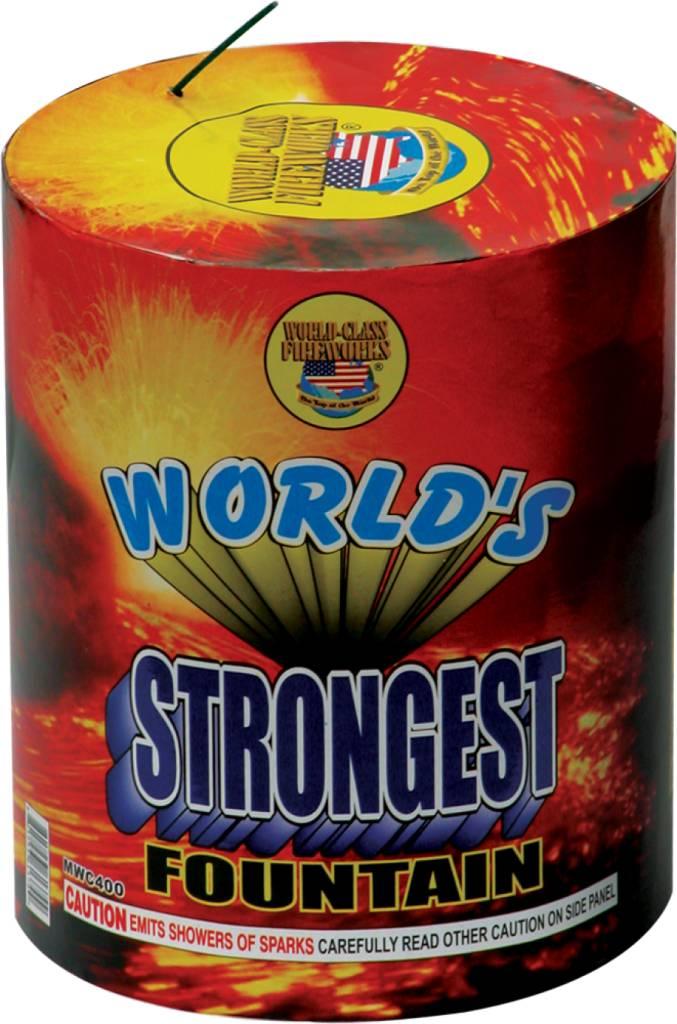World Class World's Strongest Fountain - Case 18/1