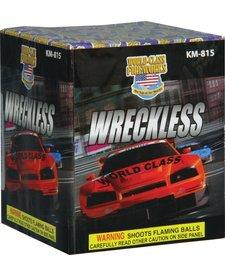 Wreckless - Case 12/1
