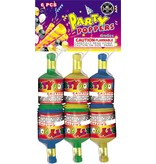 Cutting Edge Champagne Party Poppers, CE - Case 144/6