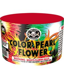 Color Pearl Flowers 96s, CE