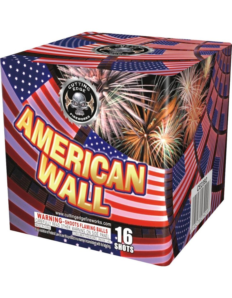 Cutting Edge American Wall - Case 24/1