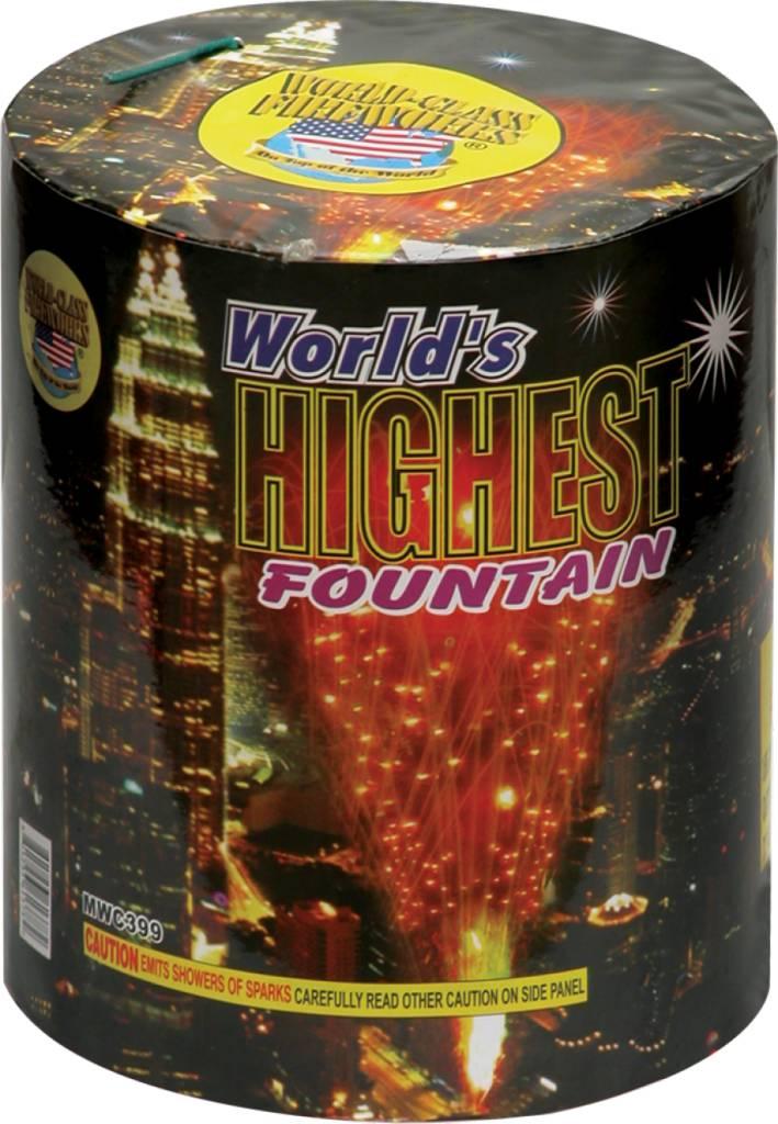 World Class World's Highest Fountain