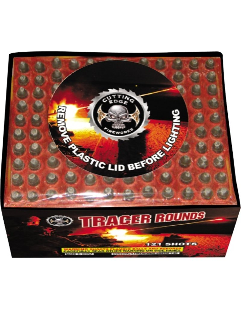 Cutting Edge Tracer Rounds 121s - Case 24/1