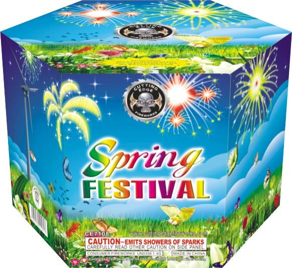 Cutting Edge Spring Festival