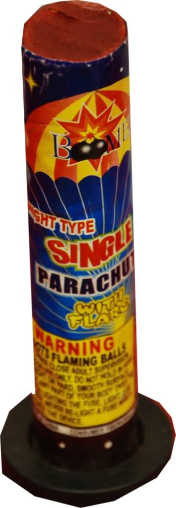 Boomer Single Night Parachute, BM - Case 48/6