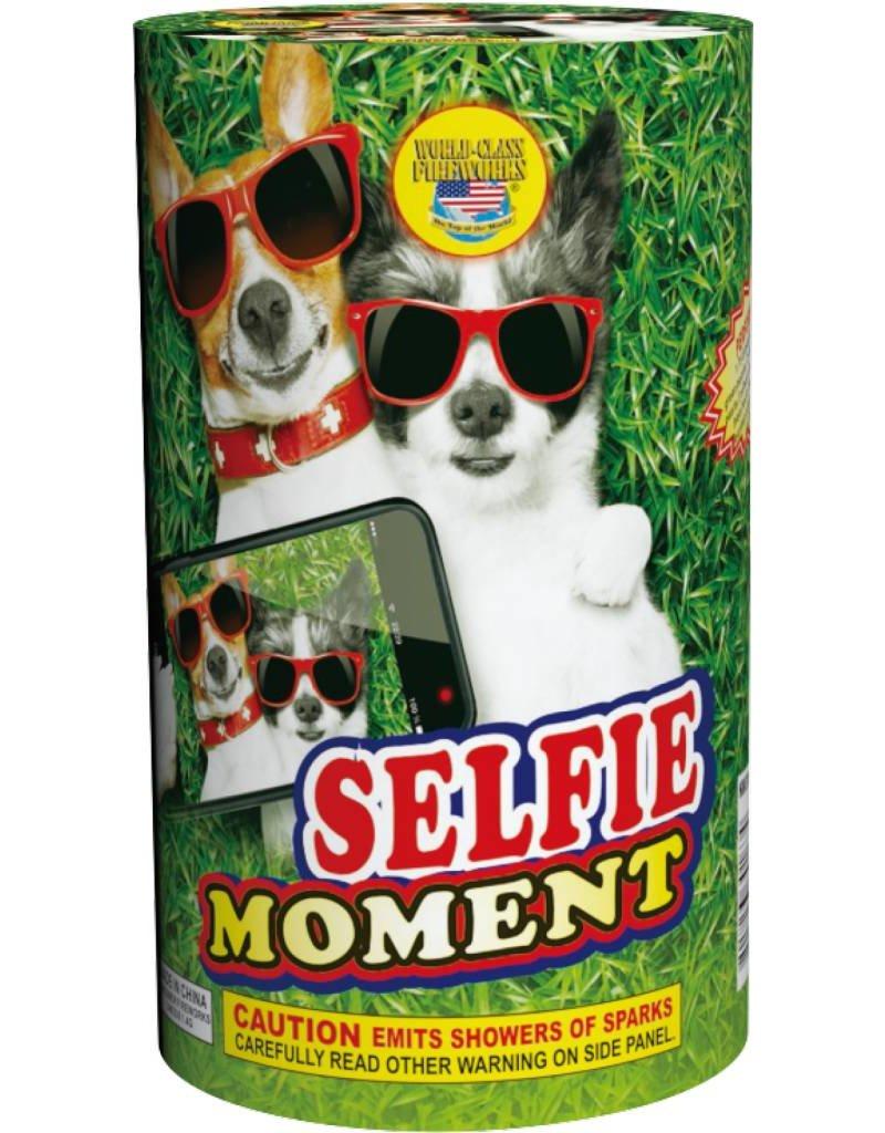 World Class Selfie Moment