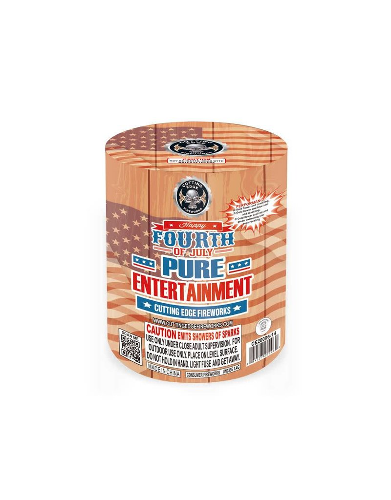 Cutting Edge Pure Entertainment - Case 24/1