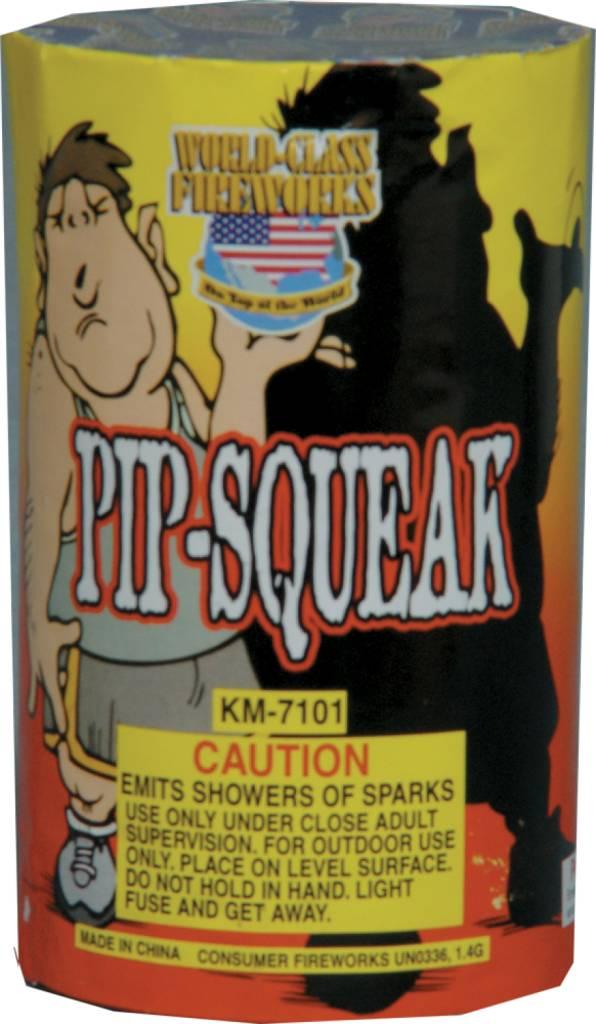 World Class Pip Squeak - Case 40/1
