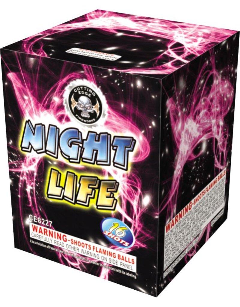 Cutting Edge Night Life - Case 12/1