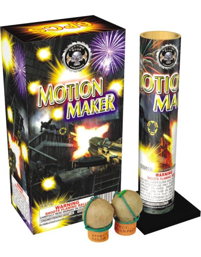 Cutting Edge Motion Maker - Box 6/1