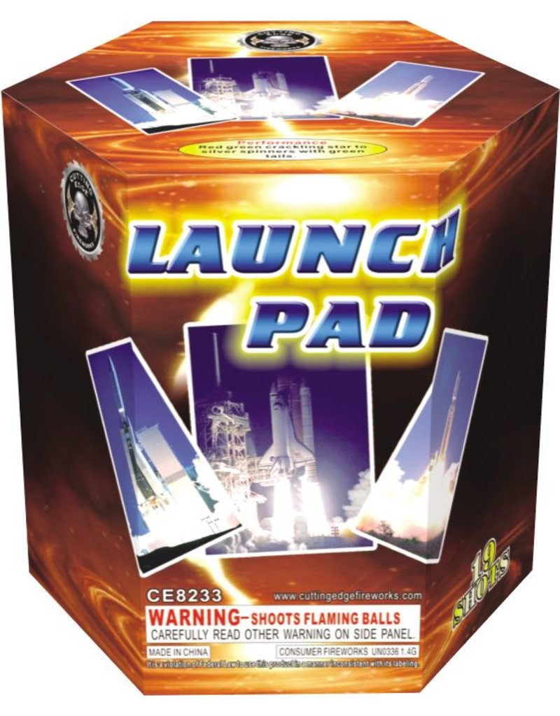 Cutting Edge Launch Pad