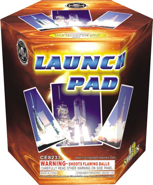 Cutting Edge Launch Pad