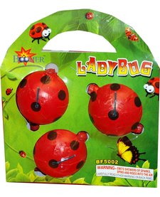 Lady Bugs, BM - Pack 3/1