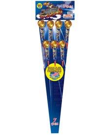 Jet Screamer Rocket - Pack 6/1