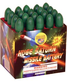 Huge Saturn Missile 20s - Case 30/1