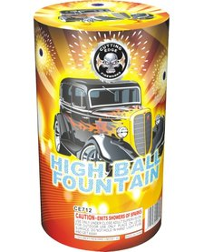 High Ball Fountain - Case 12/1