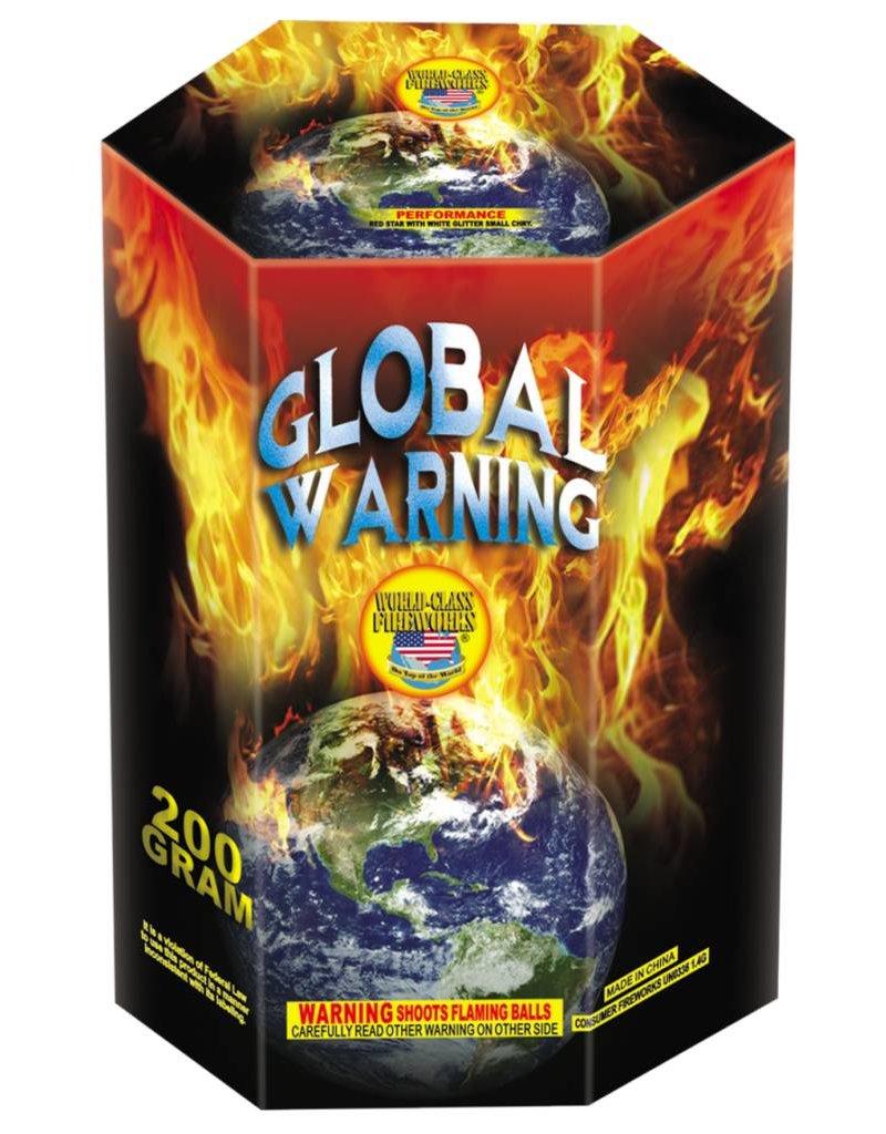 World Class Global Warming - Case 32/1
