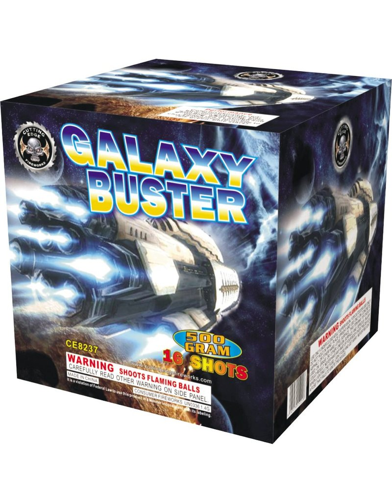 Cutting Edge Galaxy Buster - Case 4/1