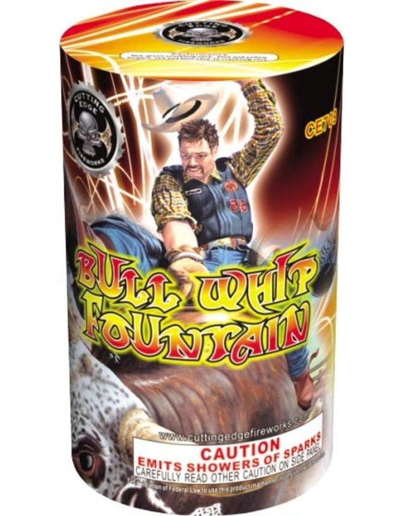 Cutting Edge Bull Whip Fountain - Case 40/1