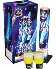 Blue Steel 40 Gram Canister - Case 12/8