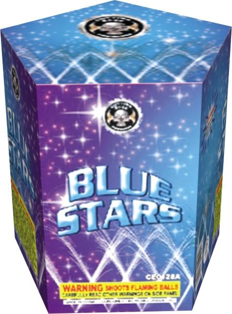 Cutting Edge Blue Star w/ Report, CE - Case 36/1