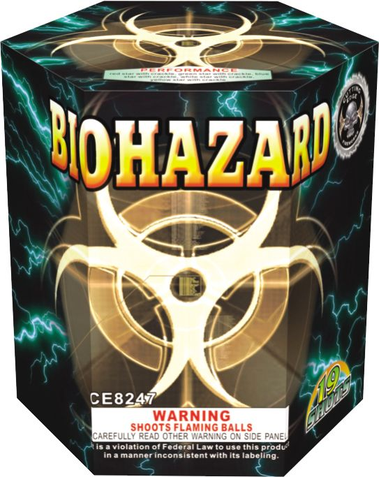 Cutting Edge Biohazard