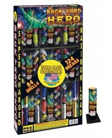 Back Yard Hero, WC - 84 shells