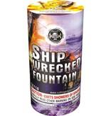Cutting Edge Ship Wreck Fountain - Case 12/6