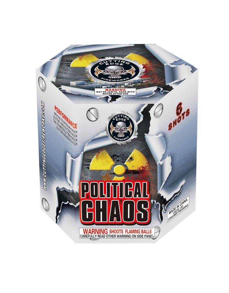 Cutting Edge Political Chaos - Case 24/1