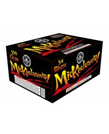Mickealangelo! - Case 4/1